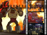 Ep 26: Prime and Grimlock Vs