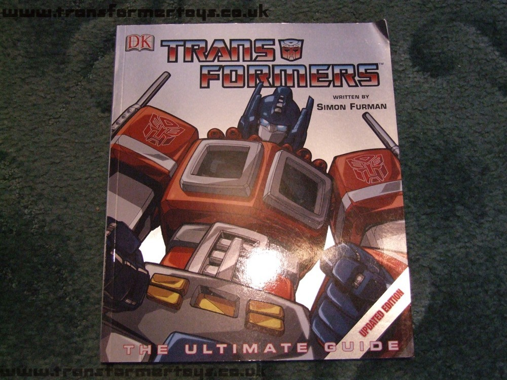 Transformers: The Ultimate Guide pdf by S. Furman