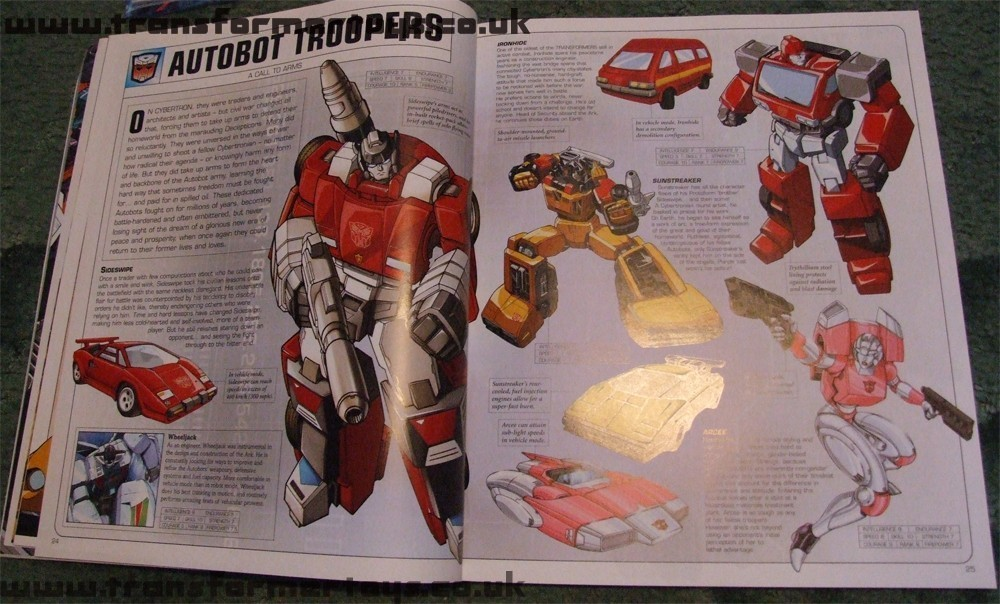 Transformers: The Ultimate Guide - Transformers Wiki