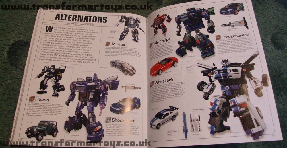 Transformers: The Ultimate Guide [Download] Online - video ...