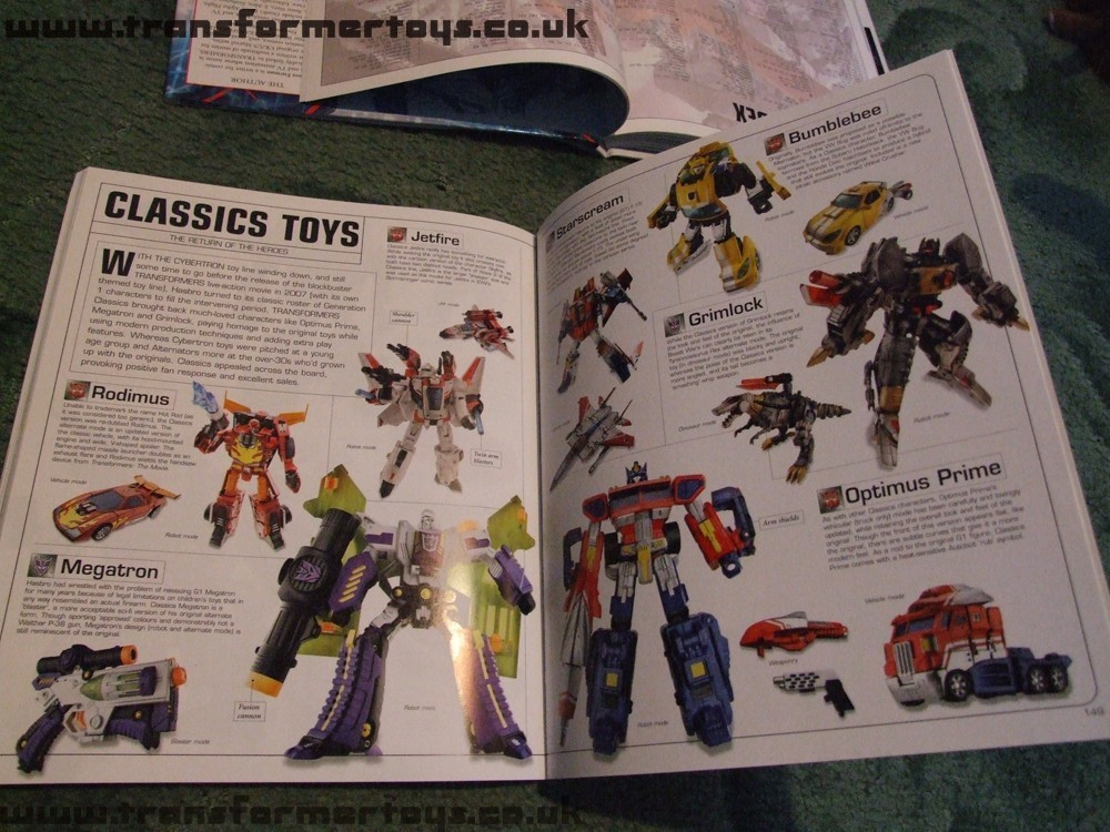 transformers: the ultimate guide (pdf) by simon furman (ebook)