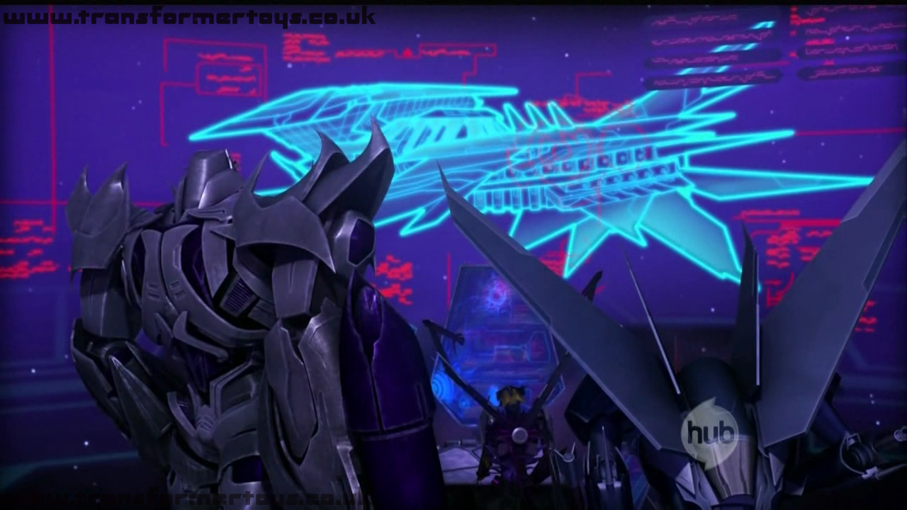 Starscream Transformer