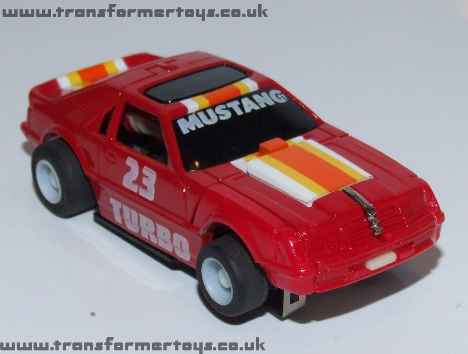 Tyco Slot Cars: Transformers At The Moon - Www