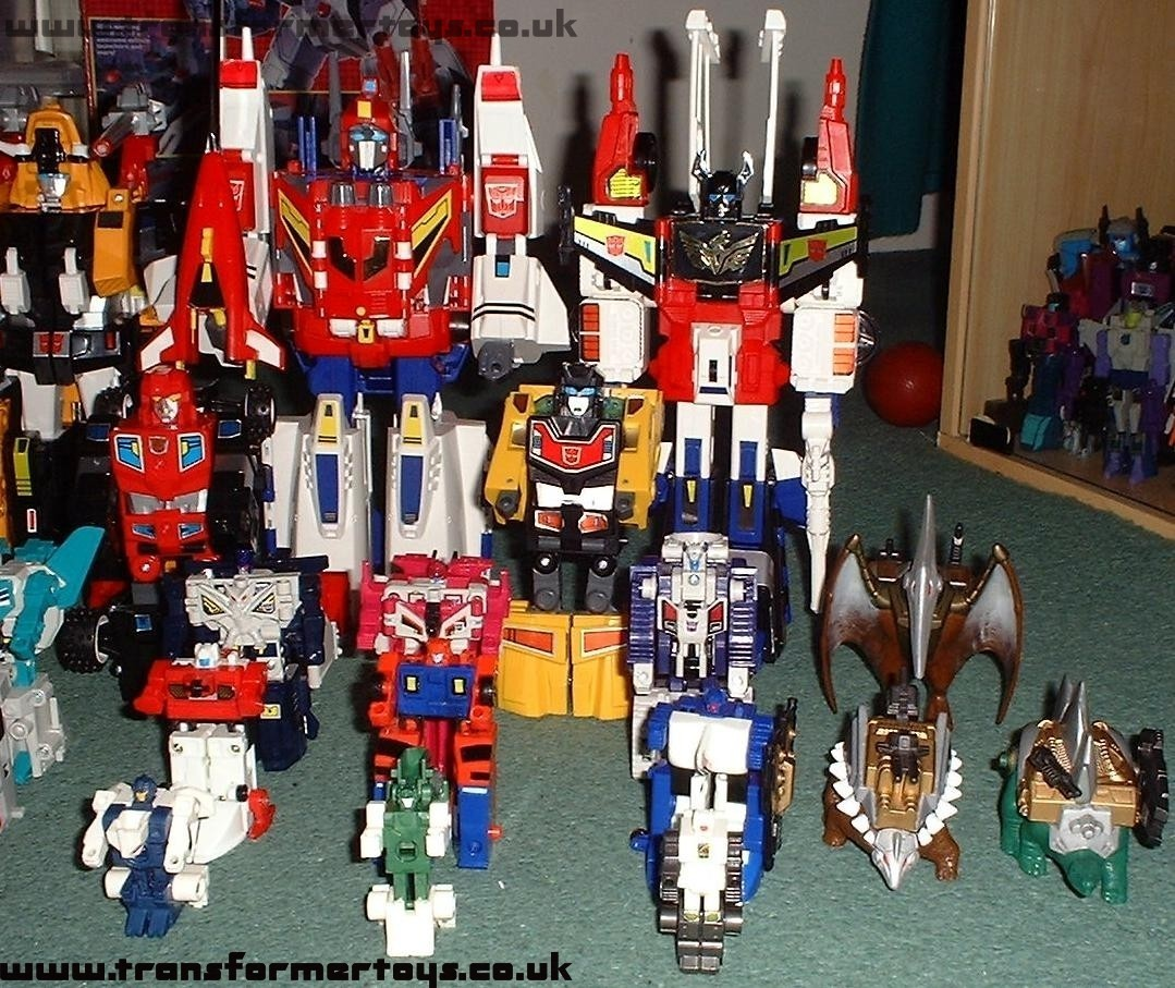 Transformers Victory - May 2006 | Transformers At The Moon ...