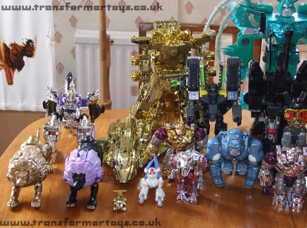 Lucky Draw Transformers - 14th Jun 2008