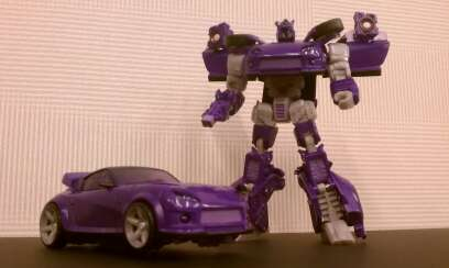 BotCon 2012 Shockwave