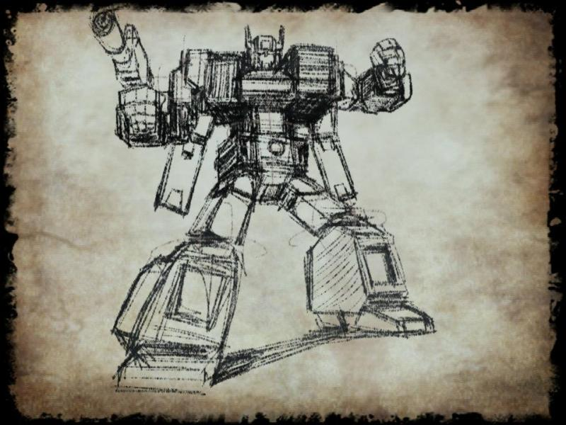 3rd Party Fortress Maximus