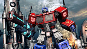 Fall of Cybertron G1 Optimus Prime