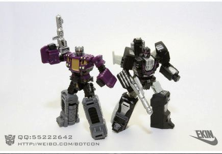 Shattered Glass Targetdroids