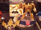 Lucky Draw Gold Transformers Optimus Prime