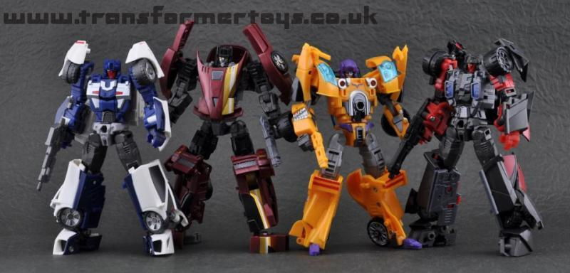 Fans Project Not-Stunticons