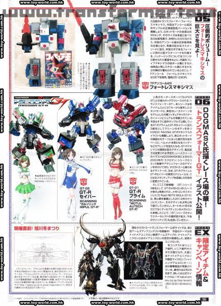 Scans of the feb 2913 issue of Figure King