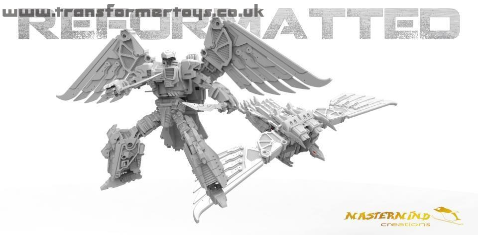 Mastermind Creations Ferocicons not-Divebomb