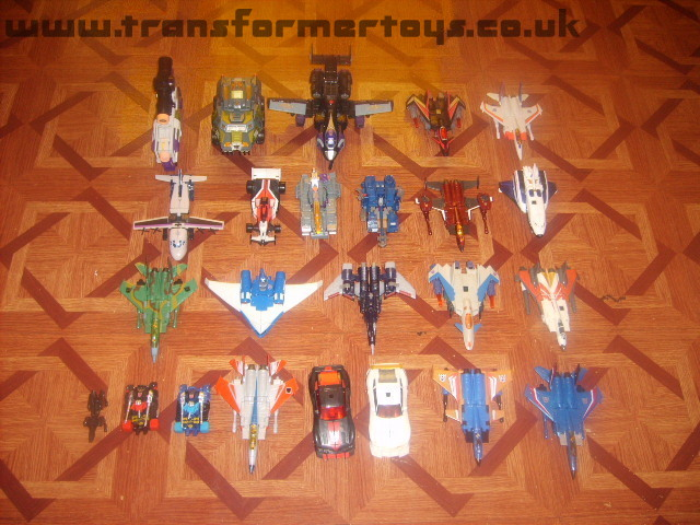 Transformers Universe figures on eBay