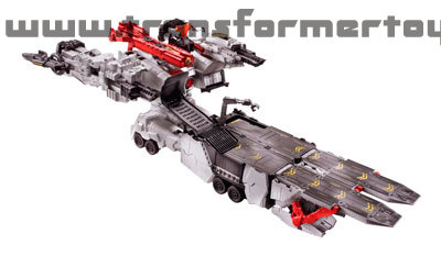 Fall of Cybertron Metroplex Vehicle Mode