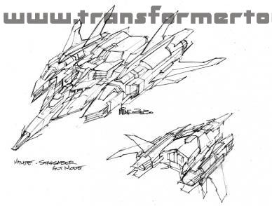 IDW Transformers More Than Meets The Eye Star Saber