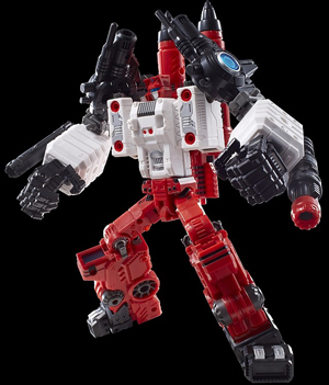 TFC Toys Sixgun Third Party Transformers toy