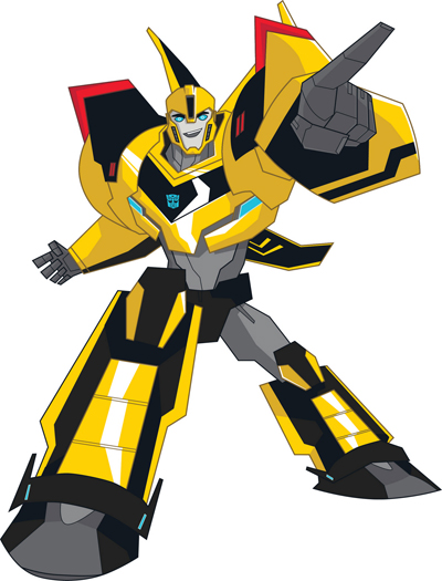 Transformers Legacy Bumblebee