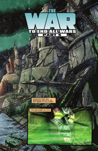 IDW Transformers Regeneration One Issue 100