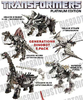 TF4 Platinum Dinobot 5 pack