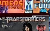 Transformers Comic News