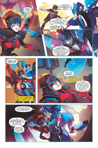 Windblade Issue 1 page 2