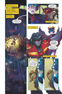 Windblade Issue 1 page 3