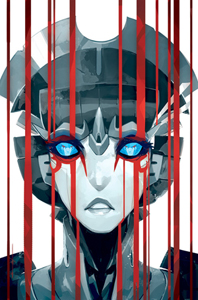 Windblade Issue 3 Cover