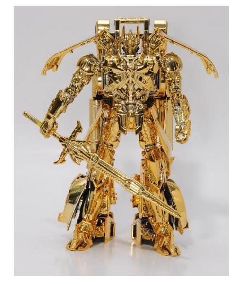 Transformers Age of Extinction Lucky Draw Leader Class Optimus Prime