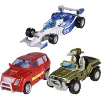 Transformers Generations Specialist Autobots