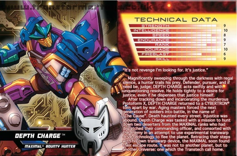 TFCC Exclusive Depth Charge