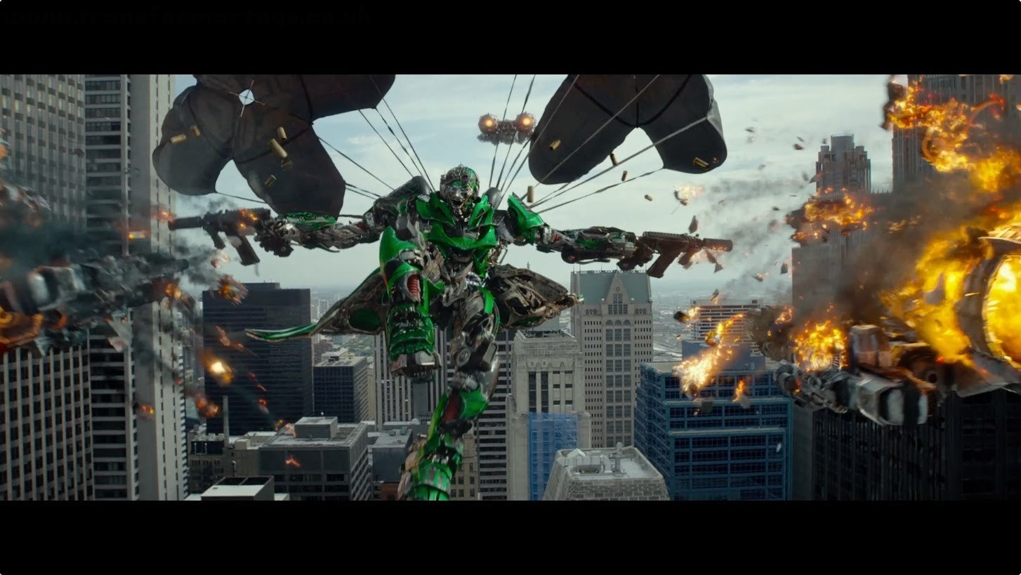 Transformers Movie 4 Teaser Trailer Stills