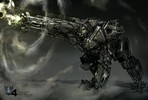 Transformers Age of Extinction Concept Art Lockdown