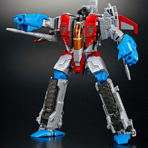Transformers Cloud Starscream