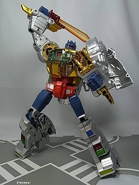TAKARA TOMY TRANSFORMERS MASTERPIECE MP-08X MP08X KING GRIMLOCK EXPRESS MISB