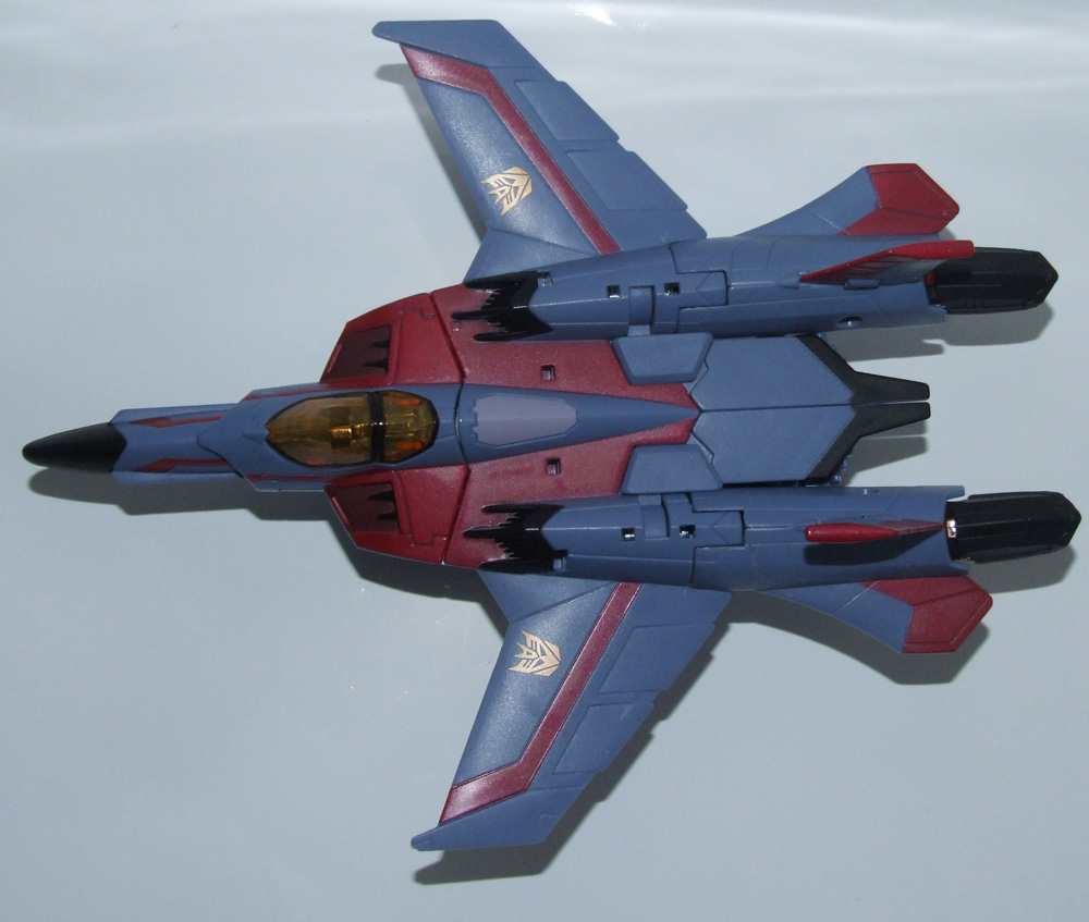 Transformers Animated Starscream image gallery and review ...