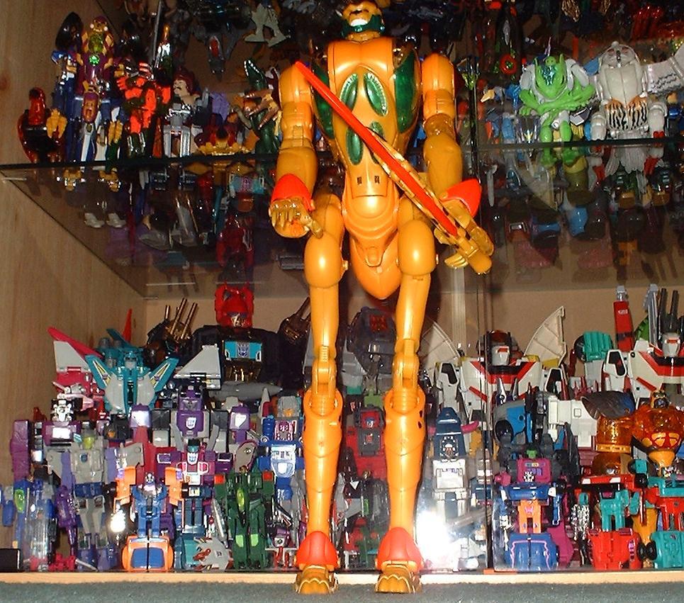 Transformers Beast Machines CHEETOR Supreme Figure MISSILE