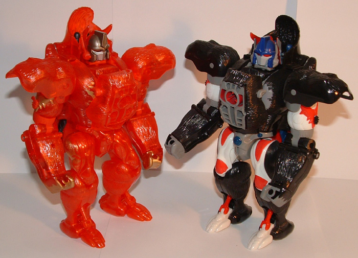[Masterpiece] MP-32, MP-38 Optimus Primal et MP-38+ Burning Convoy (Beast Wars) - Page 4 Burning-convoy-001