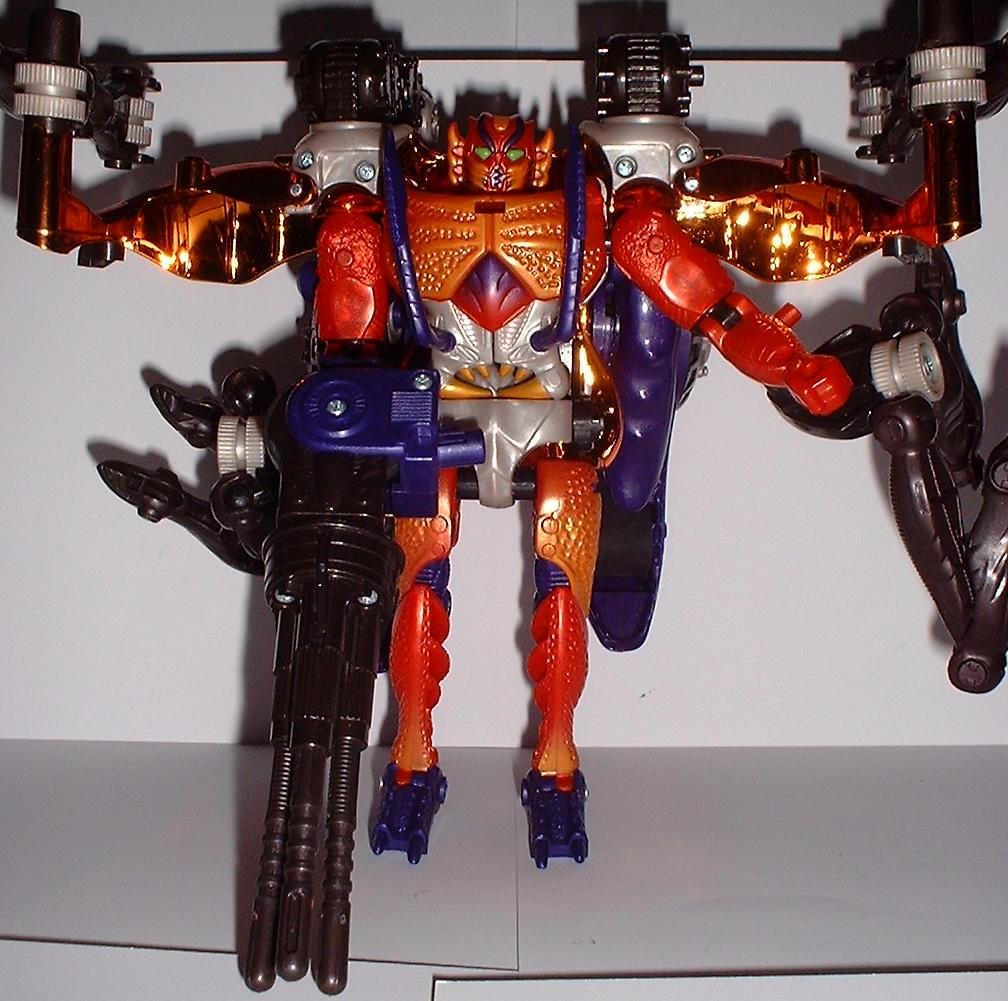 Beast Wars Rampage Image Gallery And Review Www Transformertoys