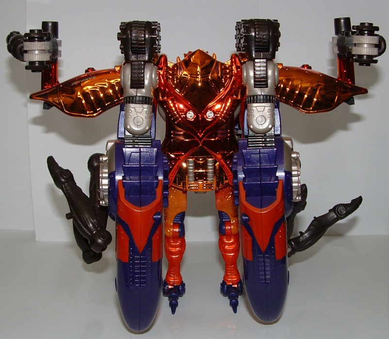 Beast Wars Rampage image gallery and review | www.transformertoys.co ...