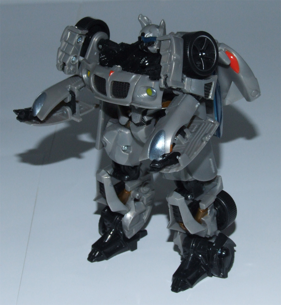 Movie Autobot Jazz image gallery and review | www ...