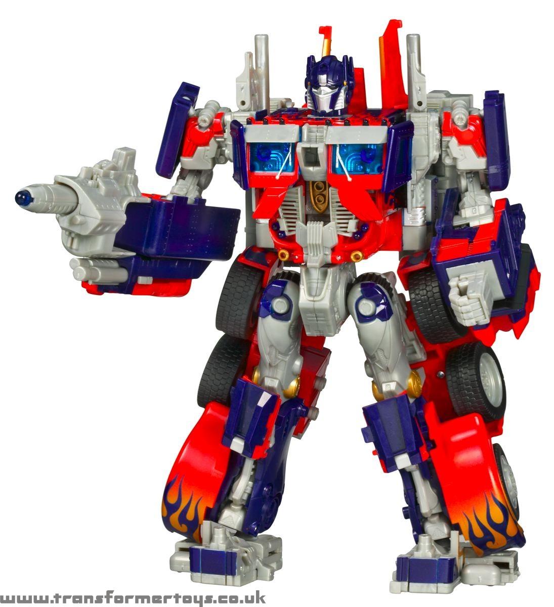 Movie Optimus Prime image gallery
