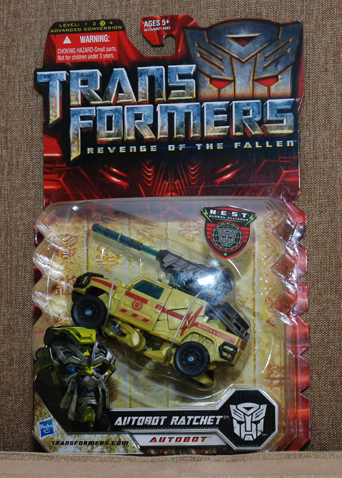 Revenge of the Fallen Autobot Ratchet image gallery and ...