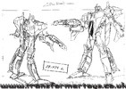Beast Wars II Character Sheets - Starscream