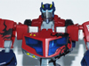 Battle Damaged Optimus Prime Earth Mode