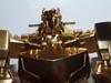 Gold Optimus Prime (Deluxe class)