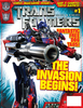 Titan Transformers UK Comic Issue One Cover Art