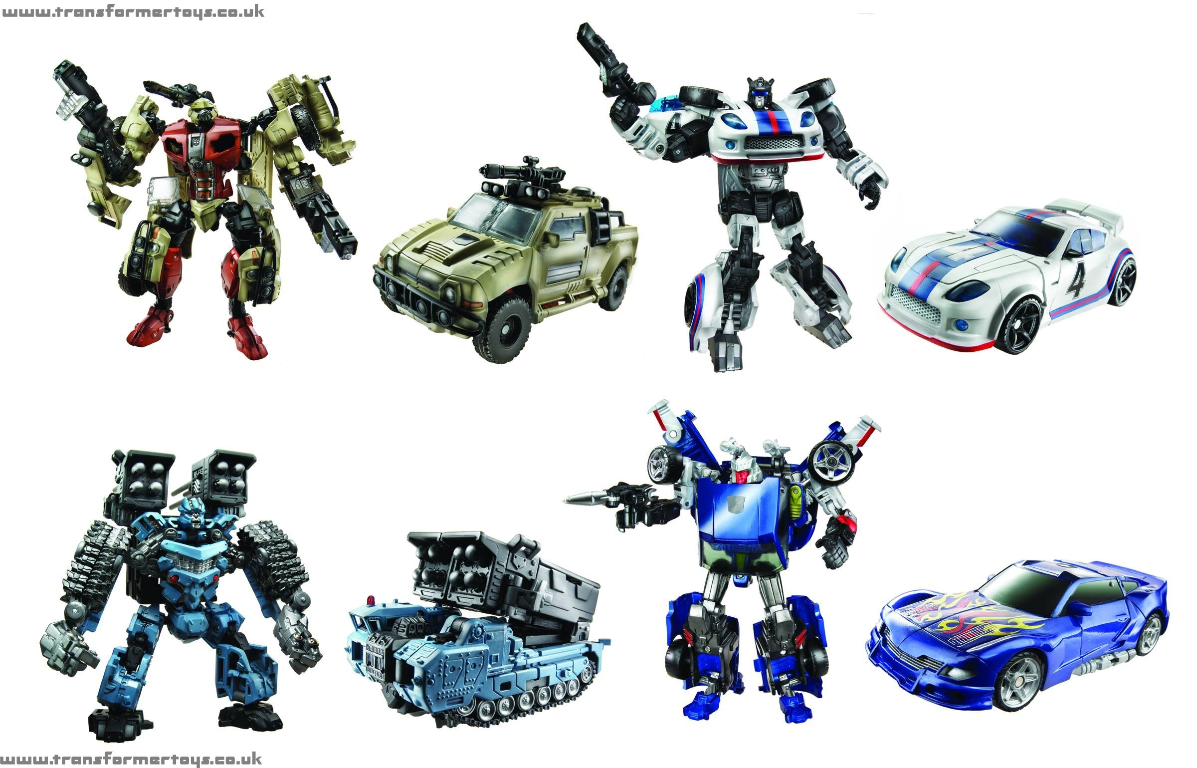 Toys For Boys 5 7 Transformers : Transformers power core combiners tagged news