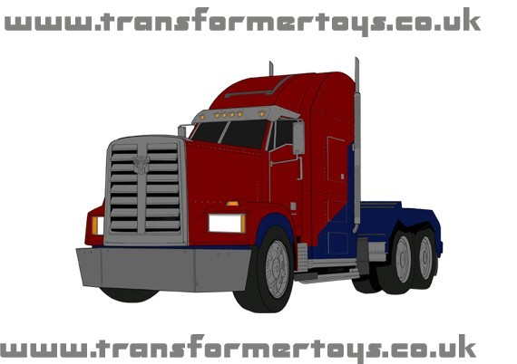 Gallery For gt Transformers Optimus Prime Truck Drawings