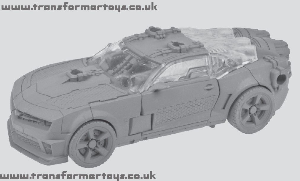 Transformers Nitro Bumblebee Instructions Now Available Online Www